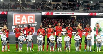Football. Guingamp : un groupe en question