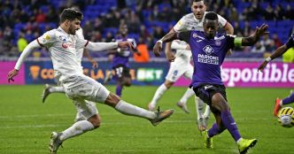 OL-Toulouse : suivez le match en direct