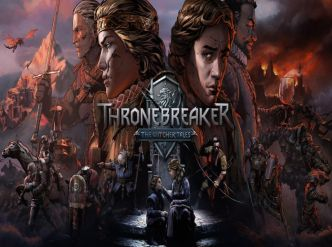 Thronebreaker: The Witcher Tales disponible sur Switch…