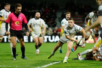 Rugby - Pro D2 - Pro D2 : Nevers s'offre Grenoble