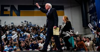 Bernie Sanders remporte le New Hampshire, Joe Biden s'effondre