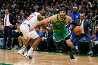 Basket - NBA - Boston au bout de la nuit