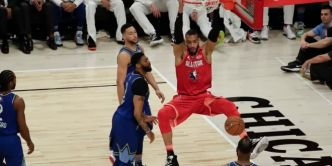 Rudy Gobert brille pour son premier All-Star Game !