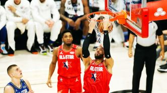 Basket - NBA: Rudy Gobert n'oubliera pas son premier All Star Game!