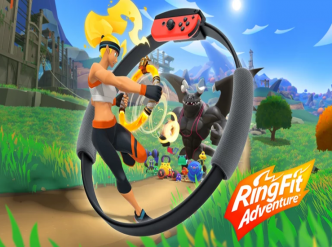 Ring Fit Adventure, le prix s'envole au Japon…