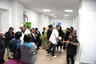 Le centre hospitalier de Moulins-Yzeure (Allier) modernise son internat