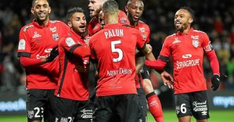 Football. En Avant Guingamp - Sochaux : les stats, la fiche, les notes