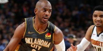 Avec un Chris Paul royal, OKC se paie Denver