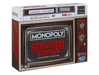 Edition collector – Monopoly Stranger Things