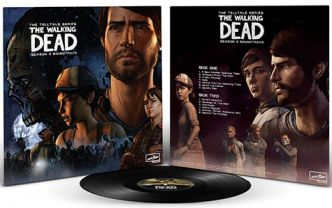 Vinyle – Bande originale The Walking Dead : The Telltale Series