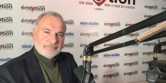 VIDEO. Jean-Marc Governatori au micro de Radio Emotion