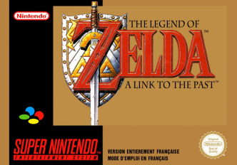 The Legend of Zelda – A Link to The Past SNES – Gameplay complet !