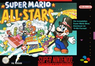 Super Mario All-Stars SNES – Gameplay complet !
