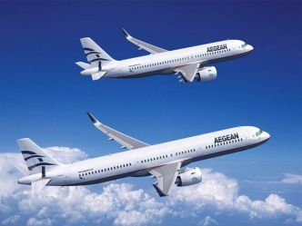 Coronavirus : Aegean Airlines suspend ses vols internationaux
