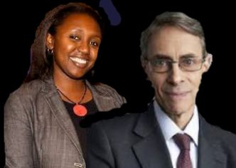 "Who is Yolande Makolo, the lady who called Kenneth Roth a ""virus"" ?"