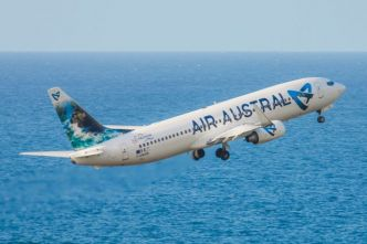 Air Austral : suspension de Mayotte, 2 vols par semaine à La Réunion