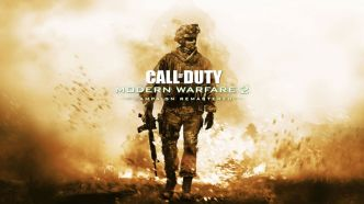 Call of Duty Modern Warfare 2 : la version remasterisée de la campagne est enfin disponible sur PS4