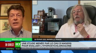 Hydroxychloroquine : « Il faut faire attention à ne pas donner de faux espoirs »