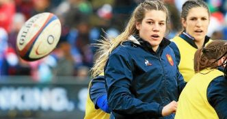 Rugby. Gaëlle Hermet, une capitaine passeuse d'espoirs en Ehpad