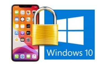 Verrouiller automatiquement Windows 10 avec son iPhone / Smartphone Android (Bluetooth)