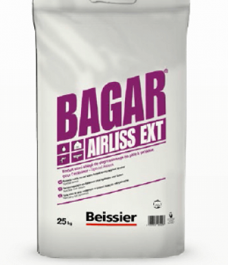 Bagar Airliss - Le point sur les enduits airless Beissier