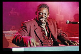 Lucky Peterson, so blues