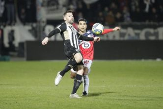 Foot - L1 - Angers - Angers : Thomas Mangani prolonge