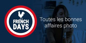 French Days 2020 : les bons plans photo à ne pas rater