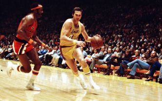 Bon anniversaire : Jerry West – The NBA Logo Career Tribute