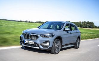 BMW X2 face au BMW X1 : le match avec mesures