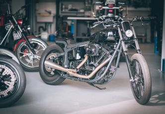 Le mouton noir (Black Sheep) de Chap's Choppers