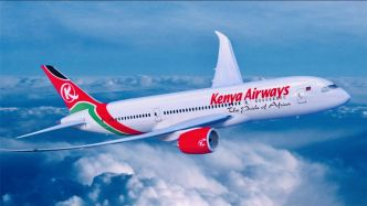 Kenya Airways suspend ses opérations à la bourse de Nairobi