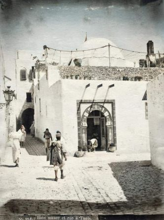 Mémoire : Une photo rare de Hammam Daoulatli