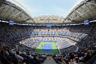 Le maire de New York veut maintenir l'US Open 2020