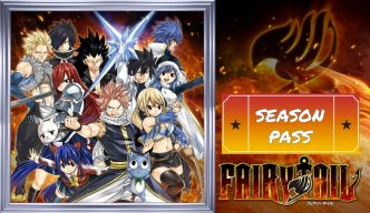 Le season pass Fairy Tail dévoile son contenu (PS4 Switch PC)