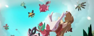 Temtem se confirme sur Switch mais abandonne ses versions PS4 et Xbox One