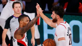 Lillard s'offre 51 pts ; Philly perd Embiid