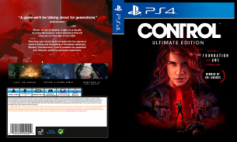 Control Ultimate Edition annoncé sur PC, PS5, Xbox Series X, PS4 et Xbox One, avec une upgrade next-gen possible