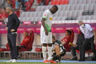 Foot - ALL - M'Gladbach - Mönchengladbach : Marcus Thuram incertain pour la reprise en Bundesliga