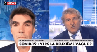 [VIDEO] Pr Toussaint: « La SEULE vague que la France a connu est celle du Printemps »