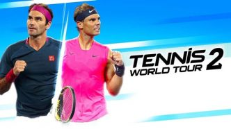 TEST de Tennis World Tour 2 : Second service gagnant, ou double faute ?