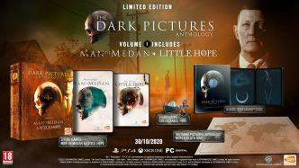 The Dark Pictures : Little Hope + Man of Medan – Edition limitée