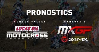 MX US & MXGP : vos pronostics