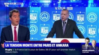 La tension monte entre Paris et Ankara - 24/10