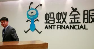 Ant, propriétaire d'Alipay, lance une introduction en Bourse record à 34 milliards de dollars