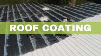 Roof Coating with Airless Paint Sprayer - Airless Discounter - All about Airless Paint Spraying