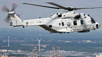 Le Bundeswehr commande officiellement le futur NH-90 Sea Tiger.