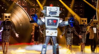 « Mask Singer » : On sait qui était le Robot, le suspense était insoutenable (non)