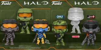 Figurines Funko Pop – Master Chief dans Halo : Infinite