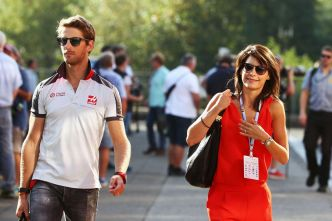F1 – Marion, la femme de Romain Grosjean, réagit à son terrible accident